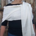 Purity Shawl