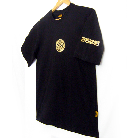 Celtic embroidered T-Shirts
